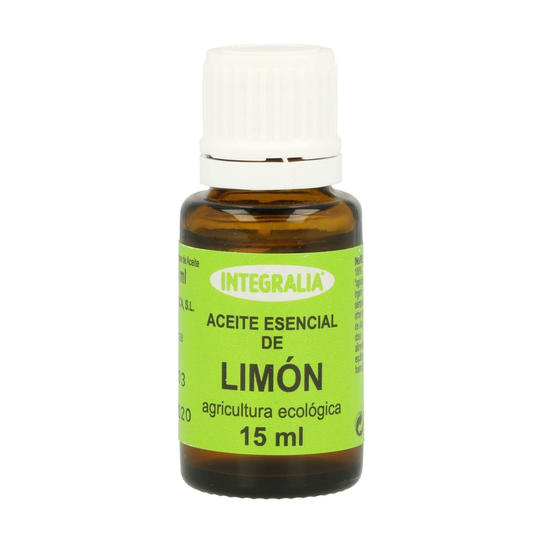 Aceite Esencial de Limón eco – Integralia – 15 ml