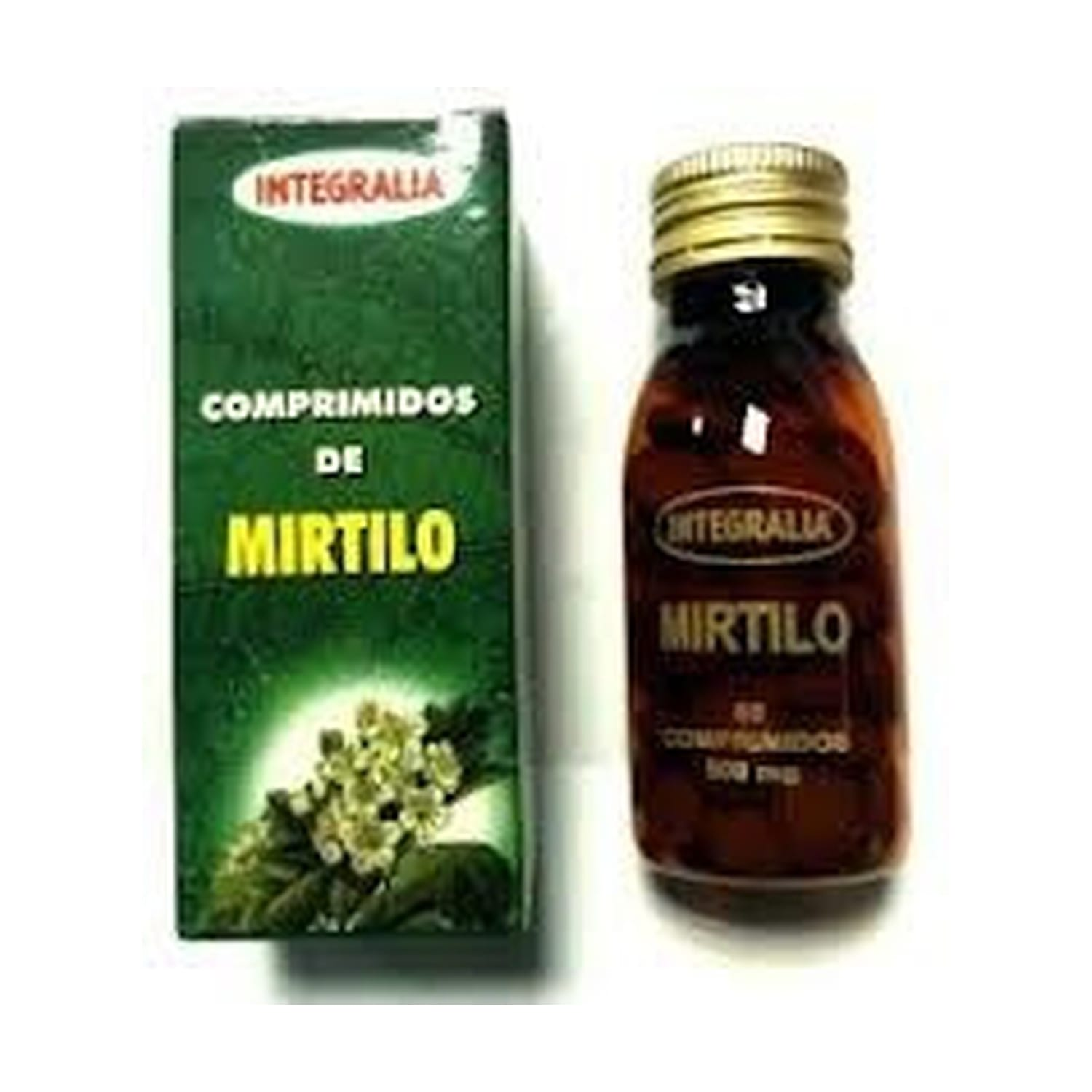 Mirtilo – Integralia – 60 comprimidos