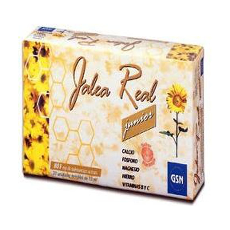 Jalea Real Junior – GSN – 20 viales