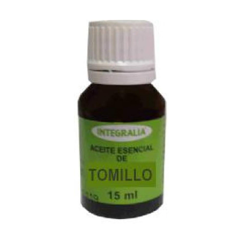 Aceite Esencial de Tomillo Eco – Integralia – 15 ml