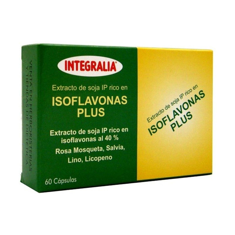 Isoflavonas Plus