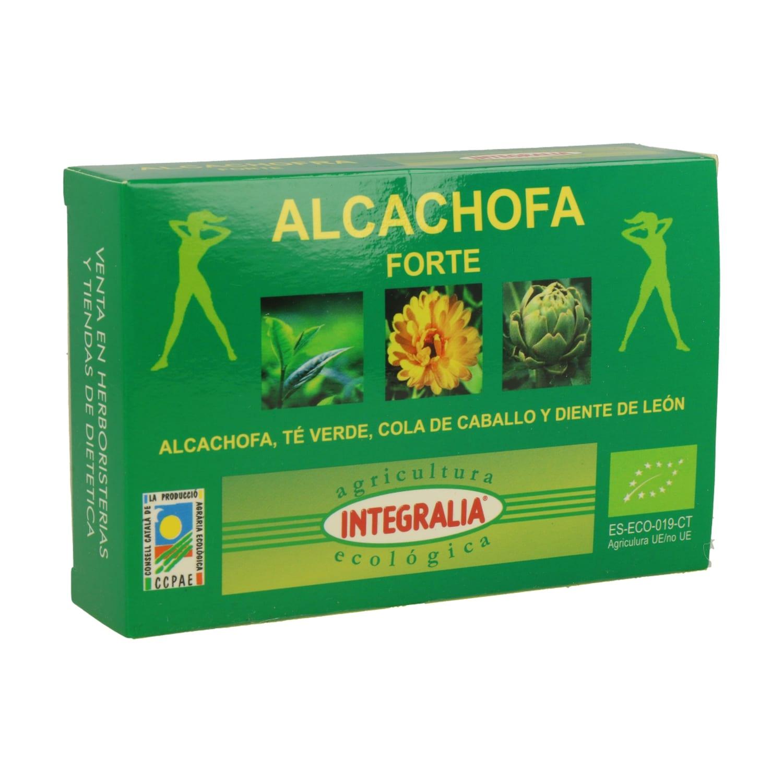 Alcachofa Forte ECO – Integralia – 60 cápsulas