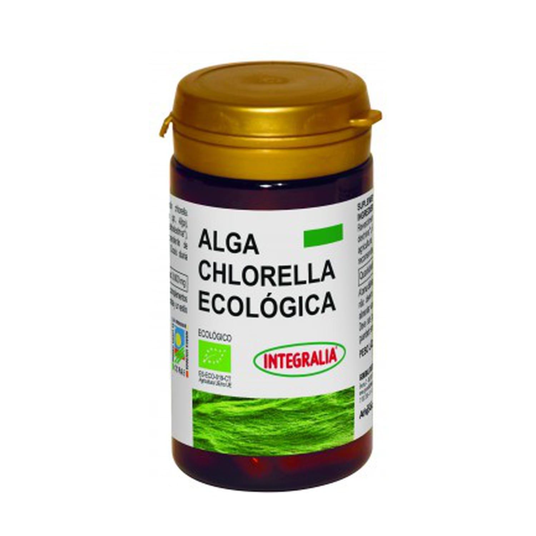 Alga Chlorella Ecológica – Integralia – 60 Cápsulas