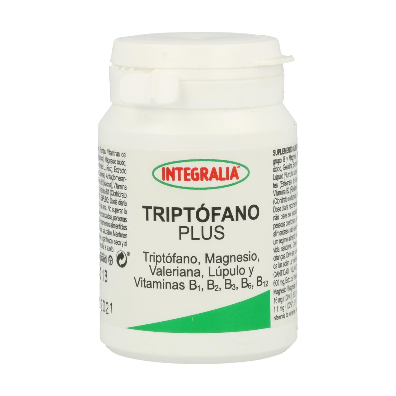 Triptófano Plus – Integralia – 50 cápsulas