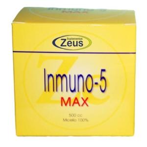 Inmuno-5 Max – Zeus – 500 grs