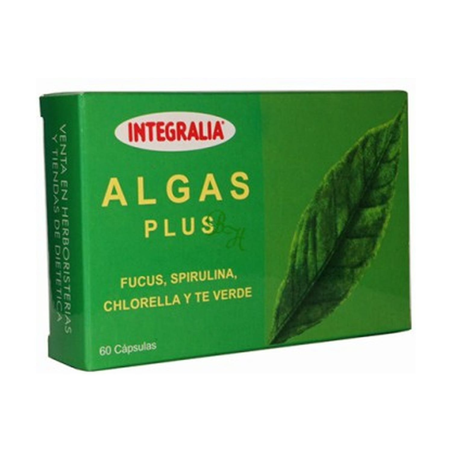 Algas Plus – Integralia – 60 cápsulas