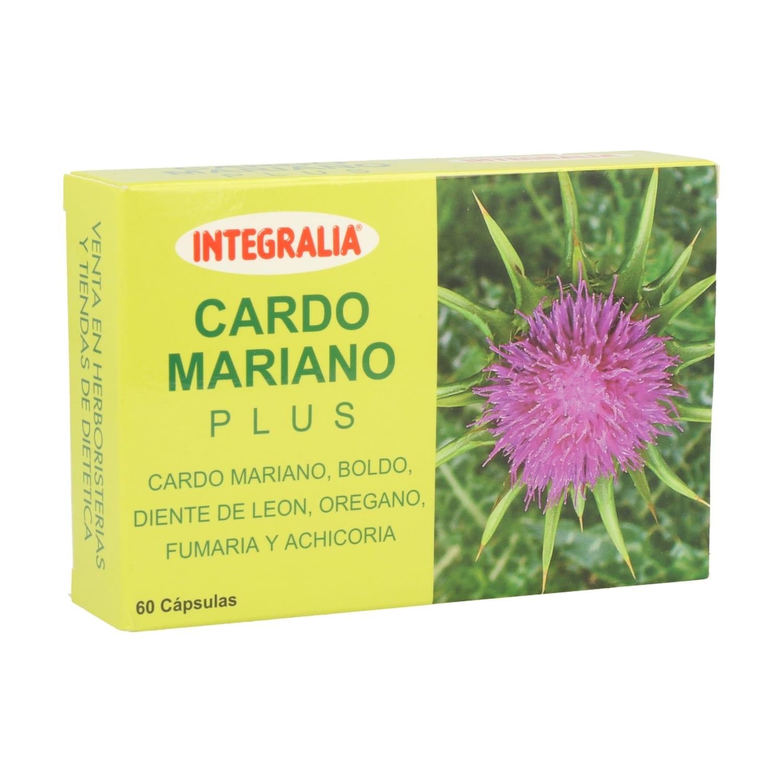 Cardo Mariano Plus – Integralia – 60 cápsulas