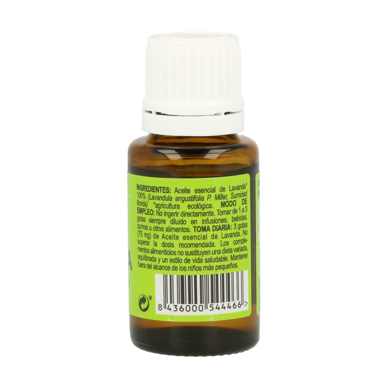 Aceite Esencial de Lavanda Eco – Integralia – 15 ml