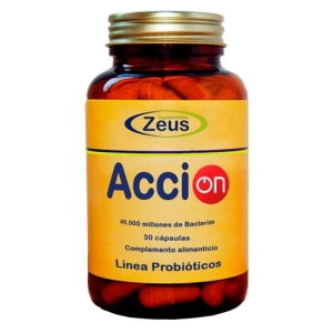 AcciOn – Zeus – 30 capsulas