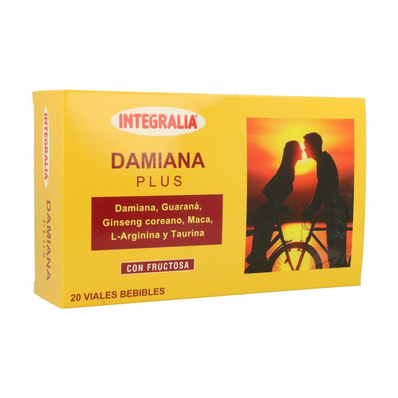 Damiana Plus – Integralia – 20 viales