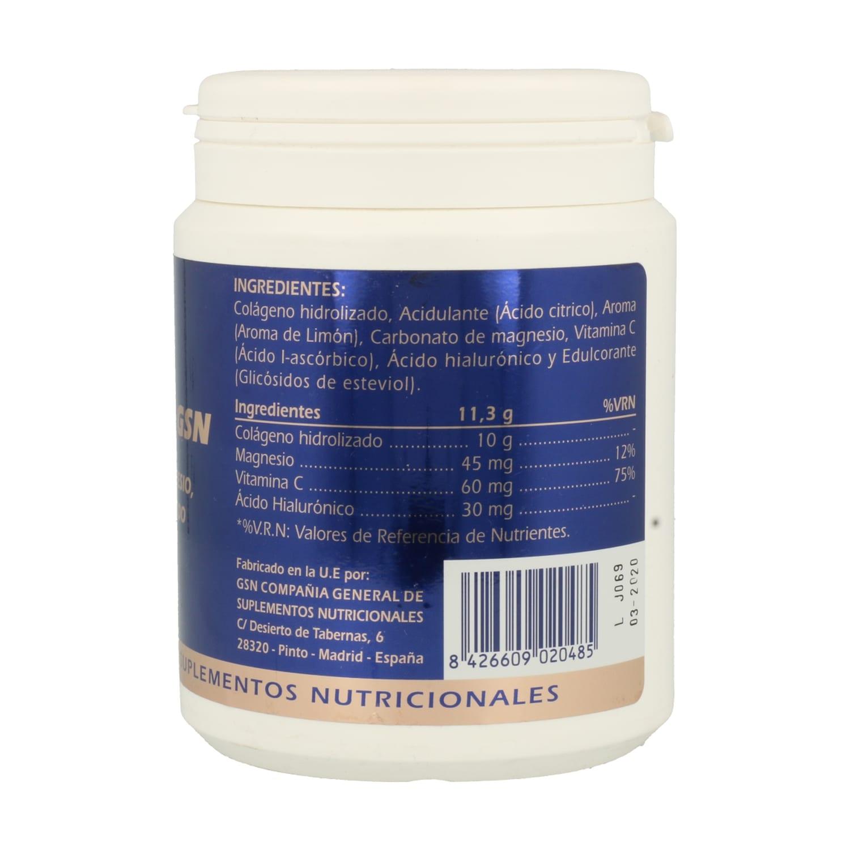 Colágeno GSN – Limón – GSN – 340 gramos