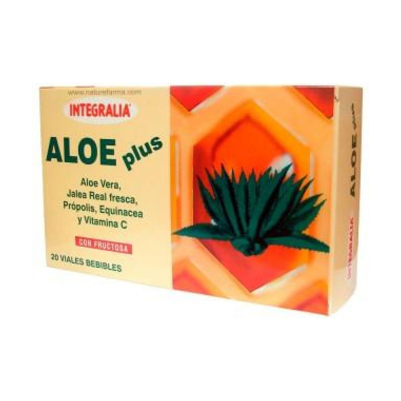 Aloe Plus – Integralia – 20 ampollas