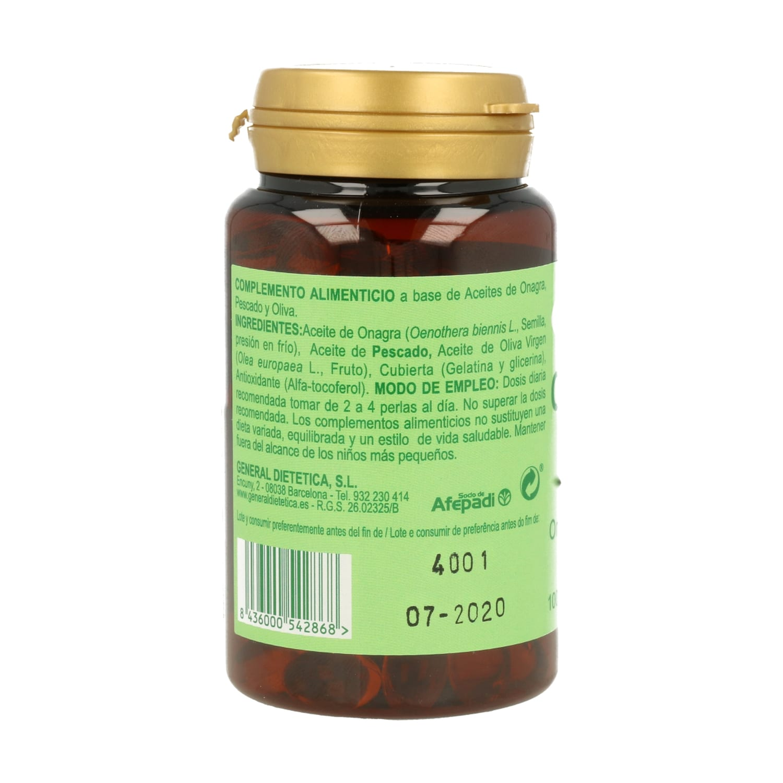 Omega 3-6-9 – Integralia – 100 perlas