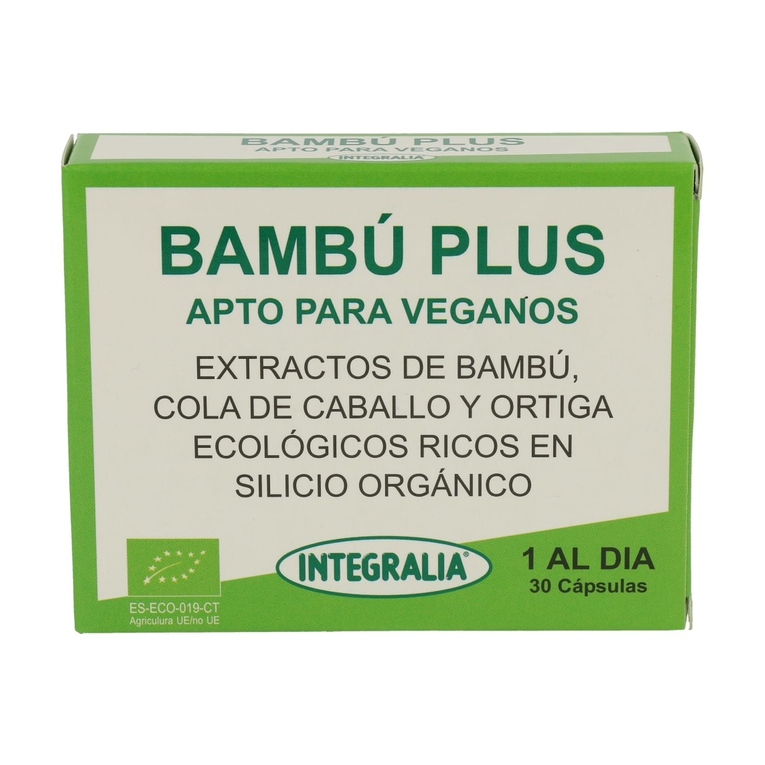 Bambu Plus ECO – Integralia – 30 cápsulas