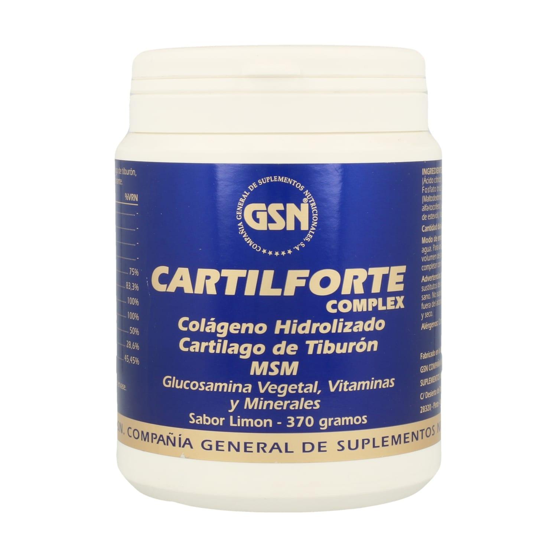 Cartilforte Complex Sabor Limón – GSN – 370 gramos