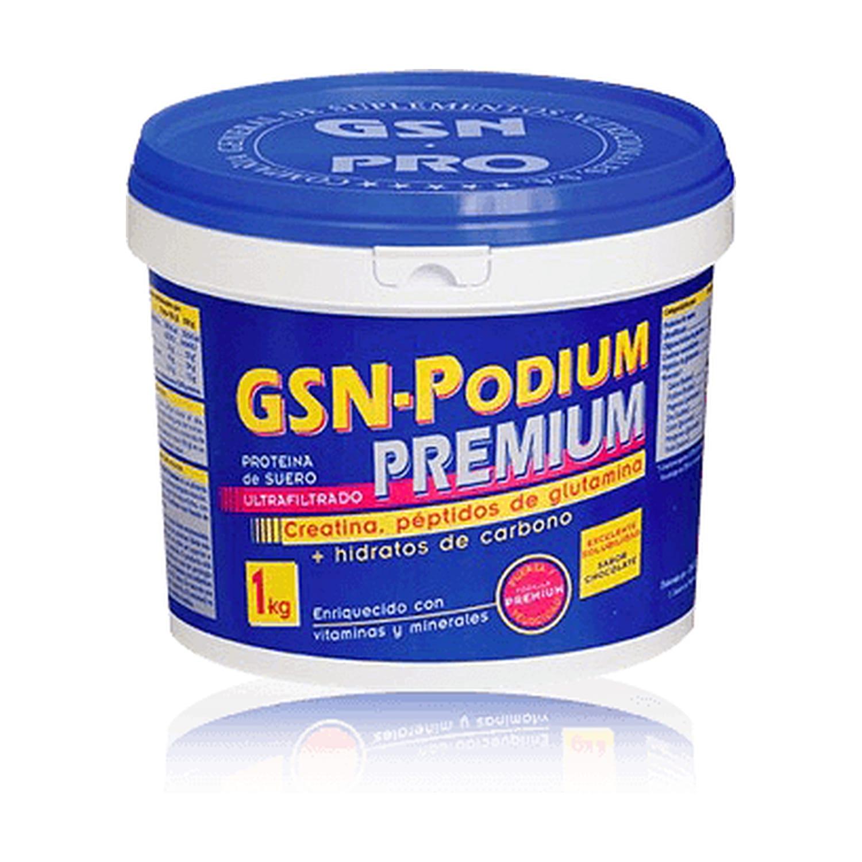 GSN Podium Premium (Sabor a Chocolate) – GSN – 1 kg