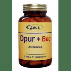 Dpur+Bac – Zeus – 90 capsulas