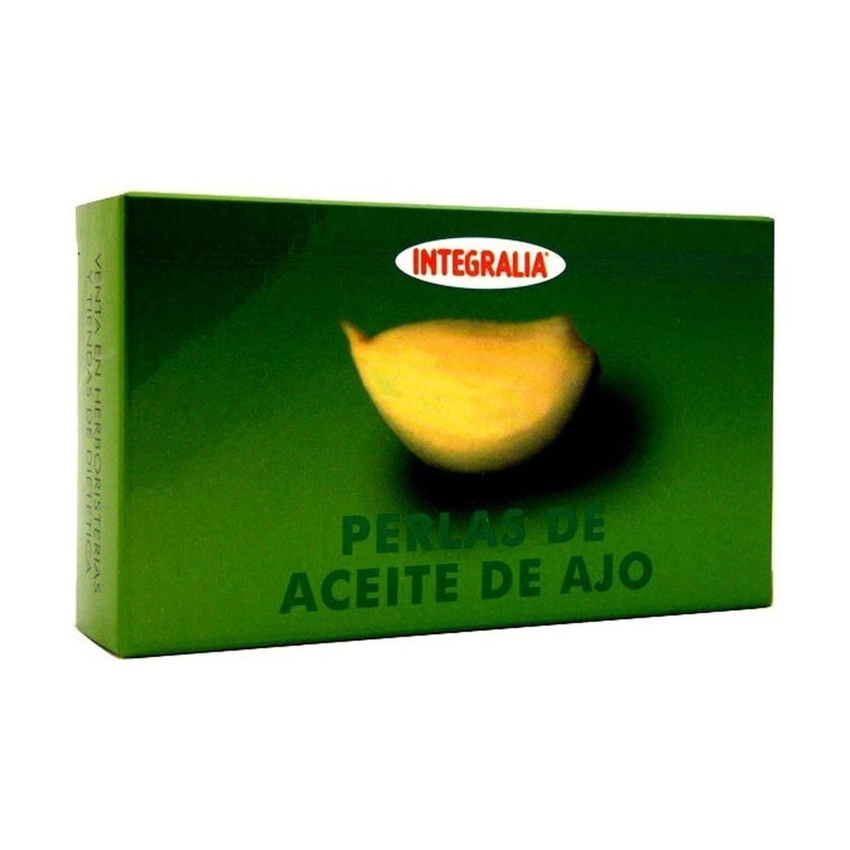 Aceite de Ajo – Integralia – 90 perlas