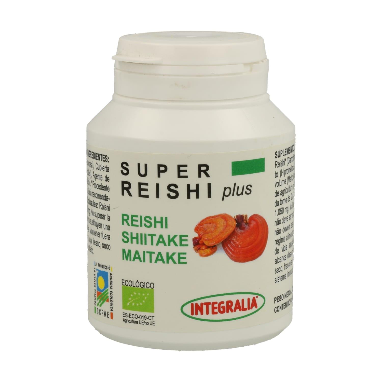 Super Reishi Plus BIO – Integralia – 90 cápsulas