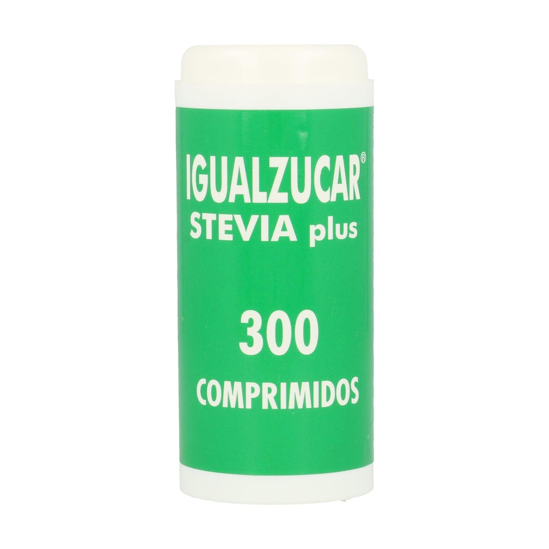 Igualzúcar Stevia Plus – Integralia – 300 comprimidos