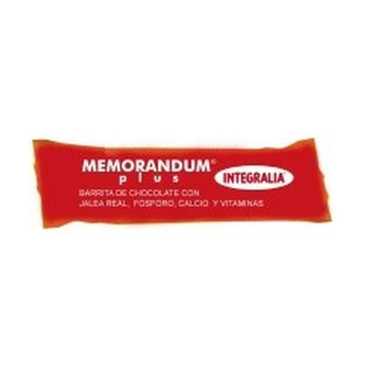 Barrita Memorandum Plus – Integralia – 30 gr