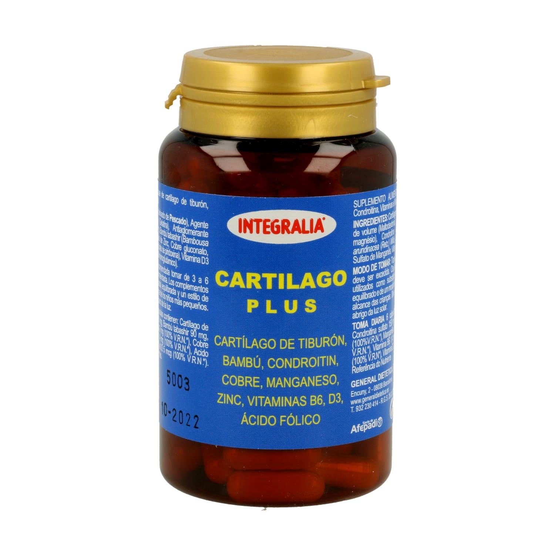 Cartílago Plus – Integralia – 100 cápsulas