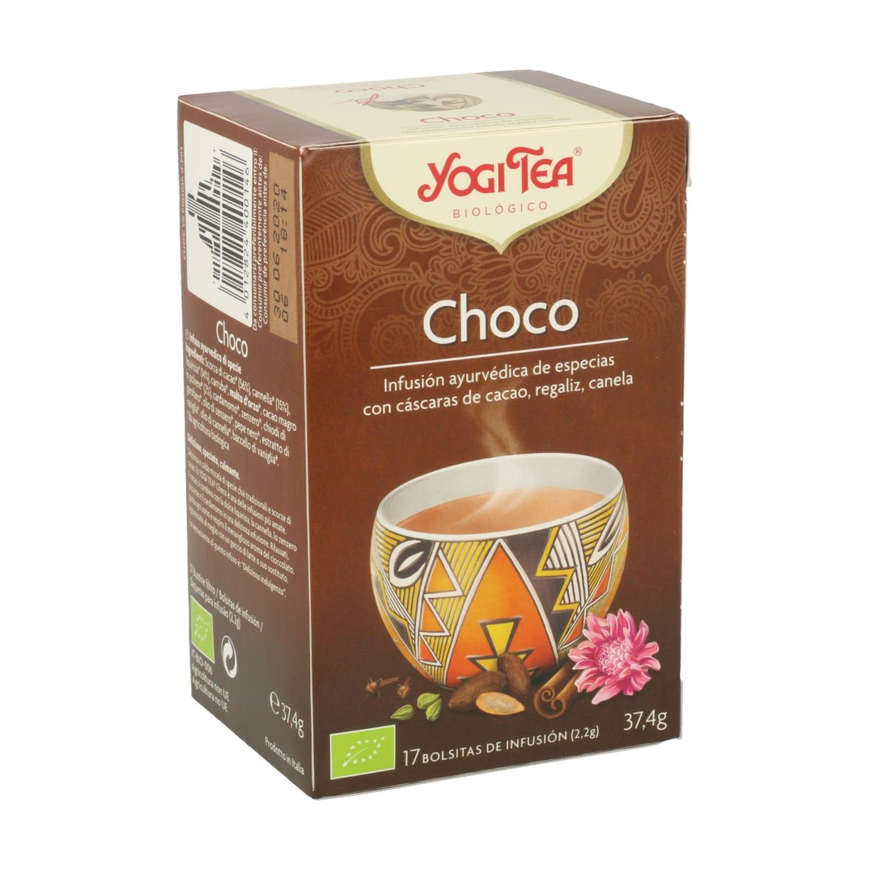 Choco – Yogi Tea – 17 filtros