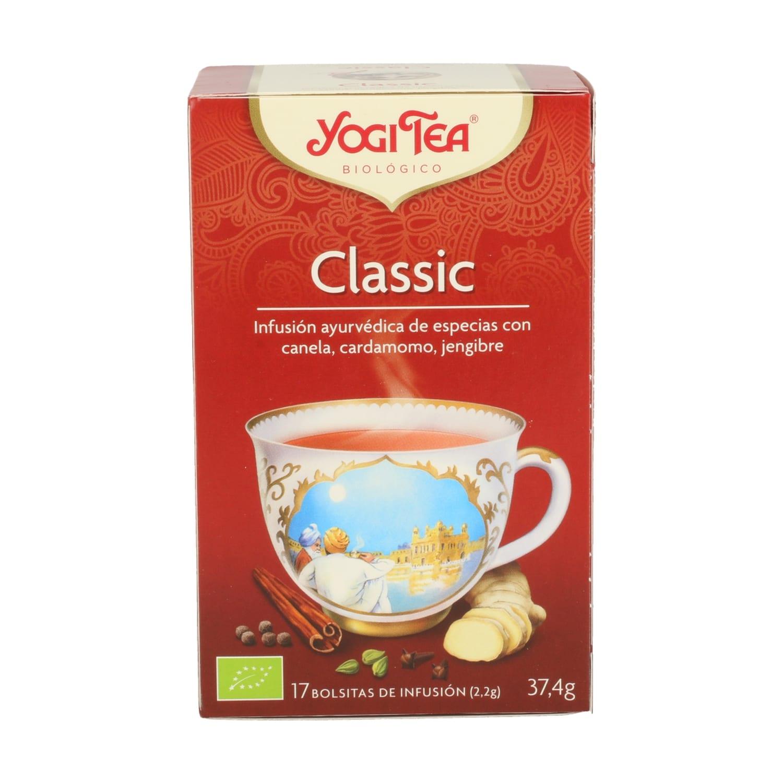 Classic – Yogi Tea – 17 filtros