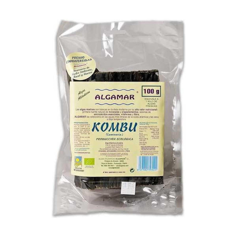 Algas Kombu