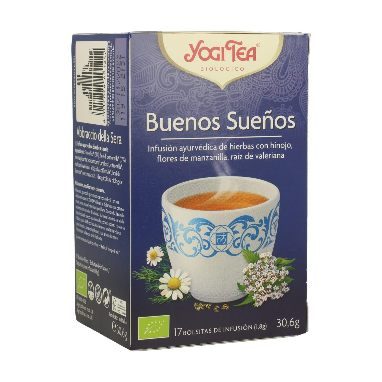 Buenos Sueños – Yogi Tea – 17 filtros