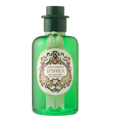 Champú de Hierbabuena – D'Shila – 300 ml