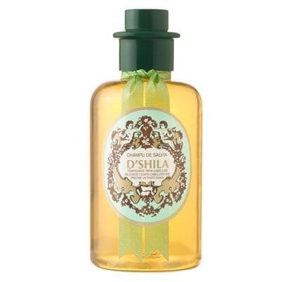 Champú de Salvia – D'Shila – 300 ml