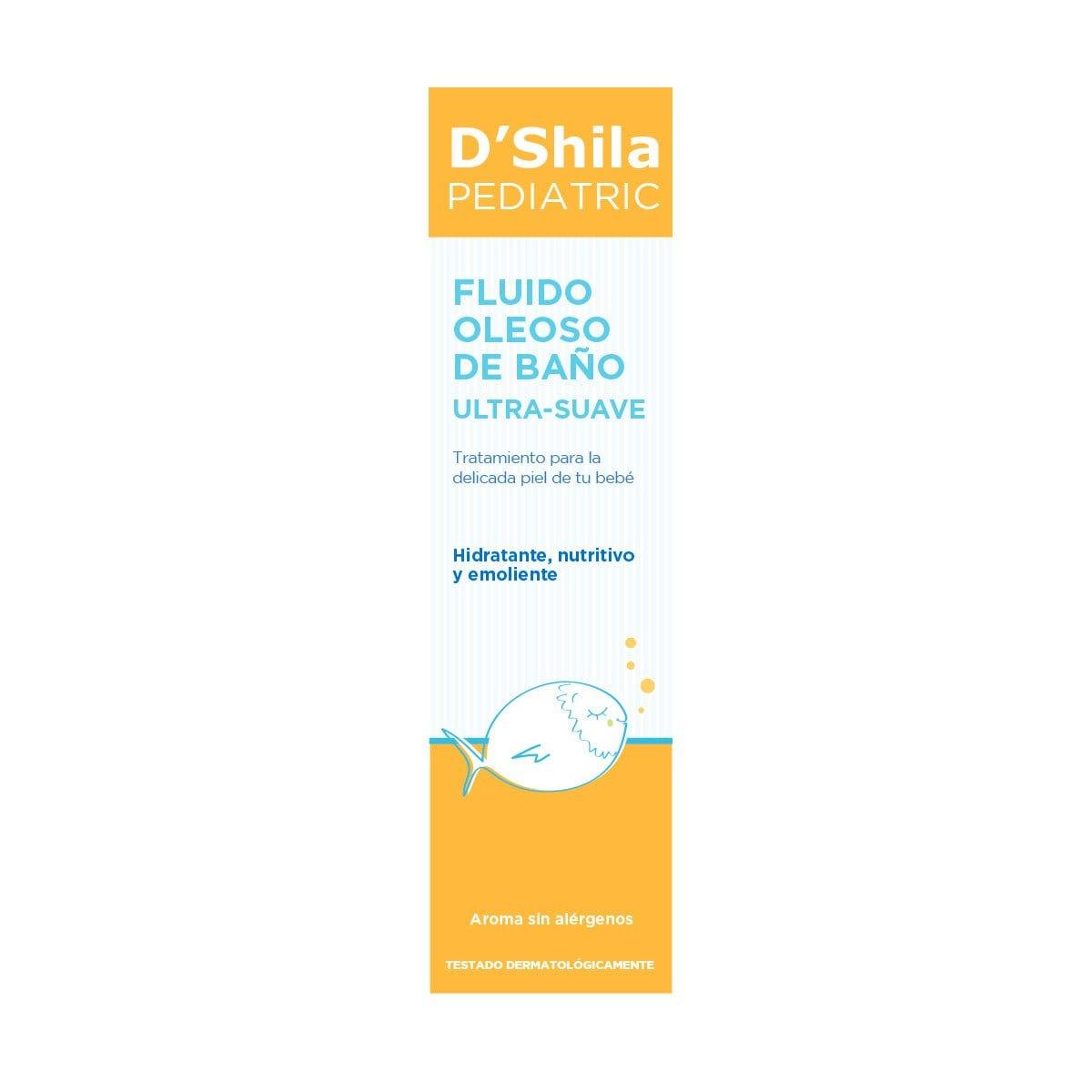 FLUIDO OLEOSO DE BAÑO ULTRA-SUAVE