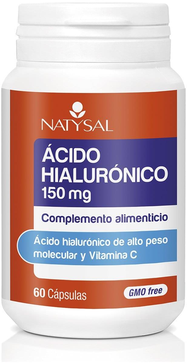 Ácido Hialurónico 150 mg – Natysal – 60 cápsulas