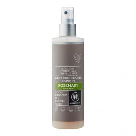 Acondicionador en Spray de Romero – Urtekram – 250 ml