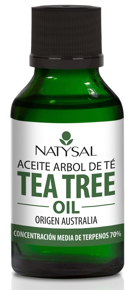 Aceite de Arbol del Te – Natysal – 15 ml