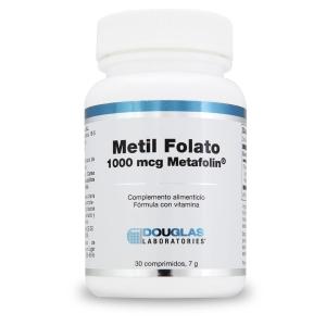 Metil Folato 1000 mcg. Metafolin® – Douglas – 30 comprimidos