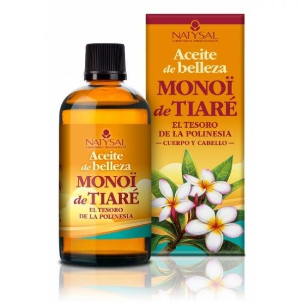 Aceite De Monoi De Tiare – Natysal – 100 ml