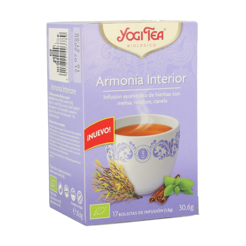 Armonia Interior – Yogi Tea – 17 filtros