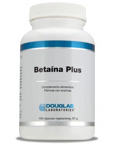 Betaína Plus – Douglas – 100 cápsulas