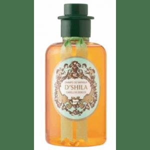 Champú de Naranja – D'Shila – 300 ml