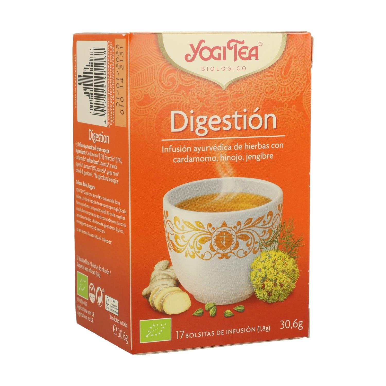 Digestión – Yogi Tea – 17 filtros