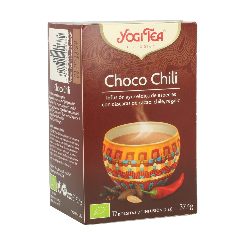 Choco Chili – Yogi Tea – 17 filtros