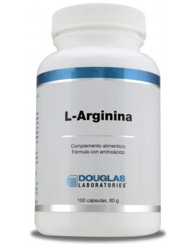 L-Arginina 700 mg – Douglas – 100 cápsulas
