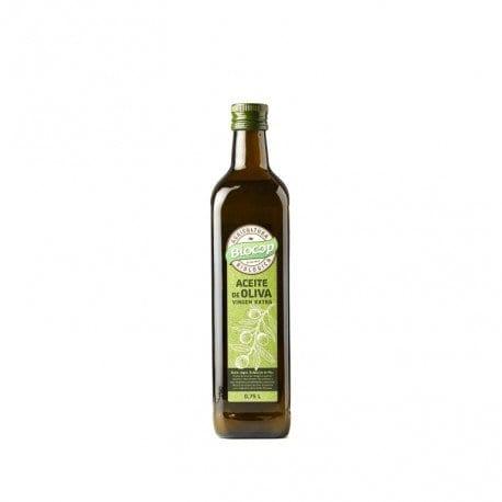 Aceite de oliva virgen extra Biocop 750 ml