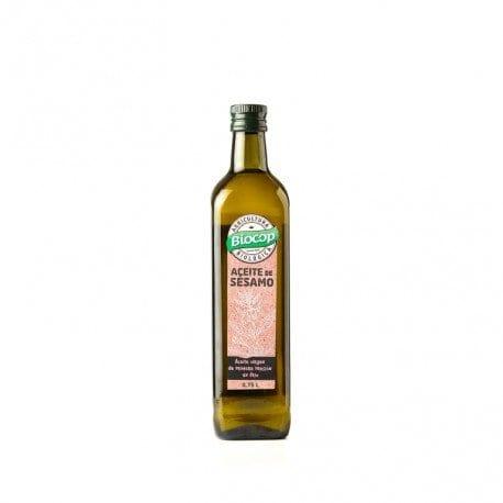 Aceite de sésamo Biocop 750 ml