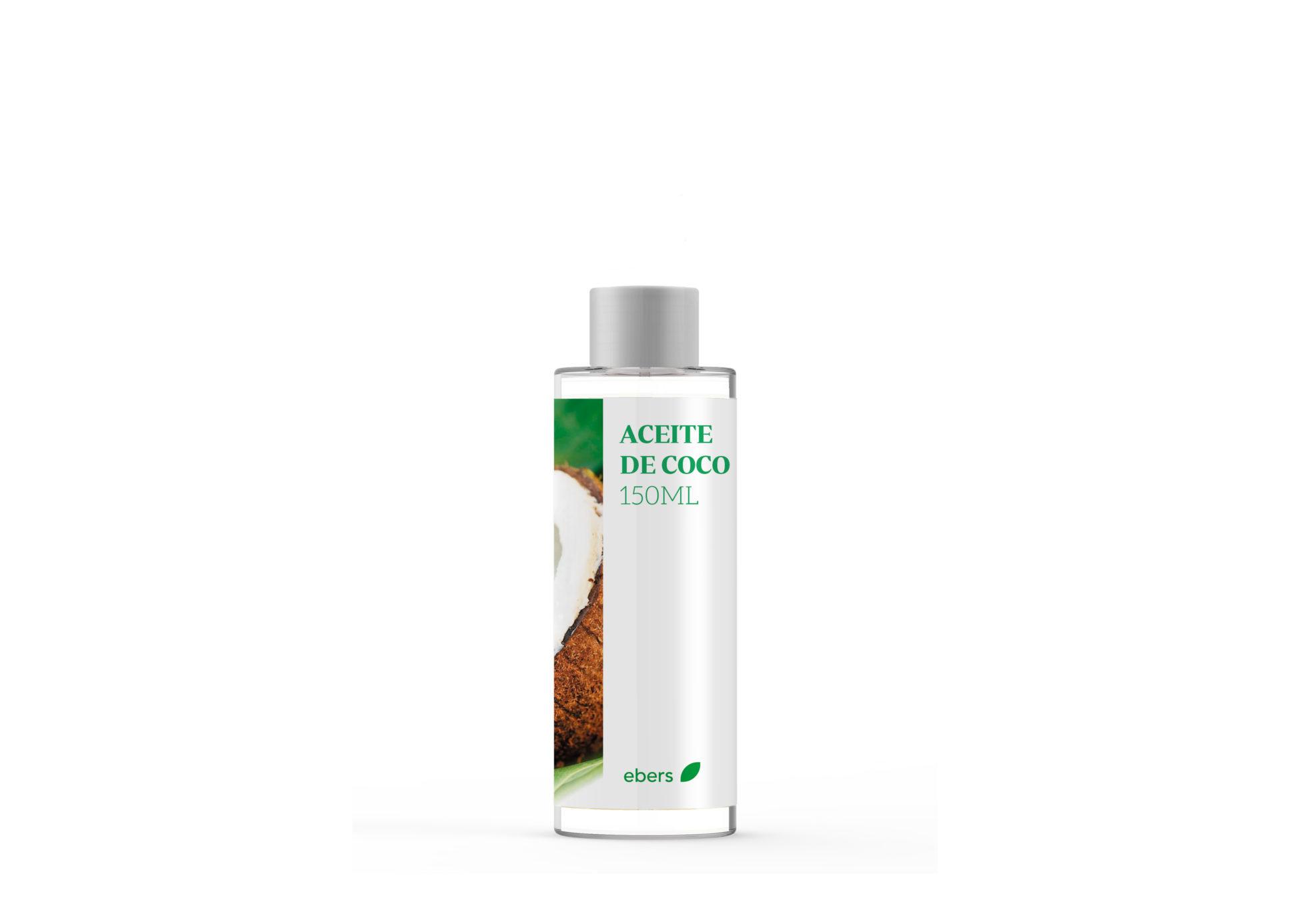 Aceite de coco – Ebers – 150 ml