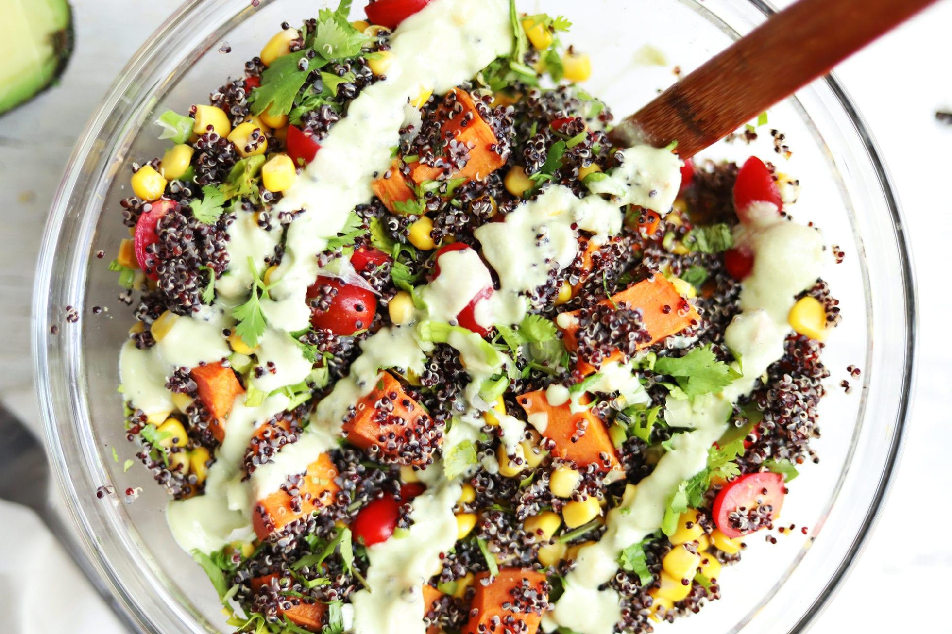El poder de la Quinoa, Beneficios, Propiedades y Recetas con Quinoa