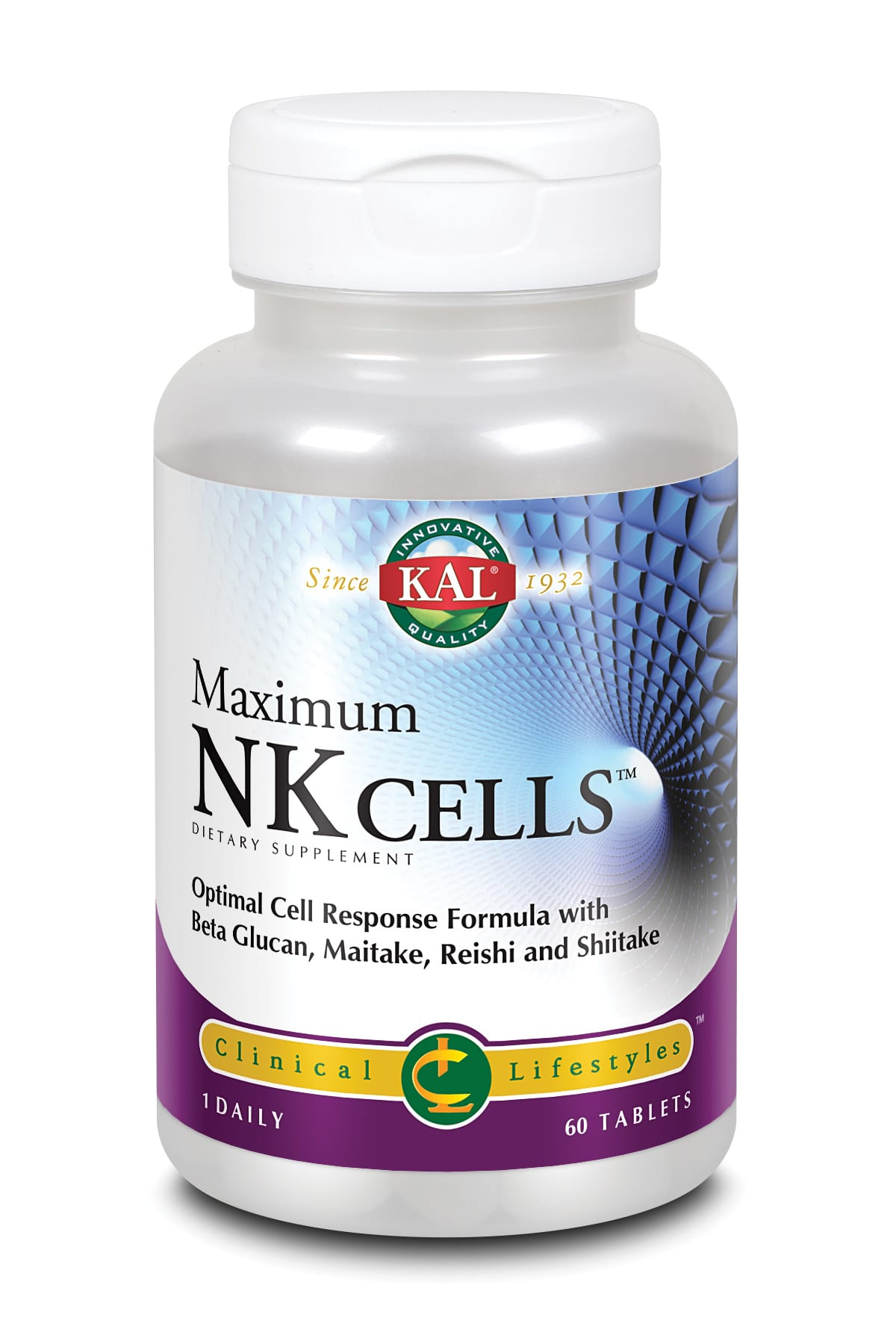 Maximum NK Cells – KAL – 60 comprimidos